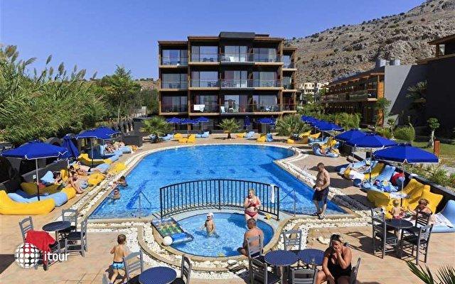Alia Mare Resort (ex. Medblue Lardos) 1