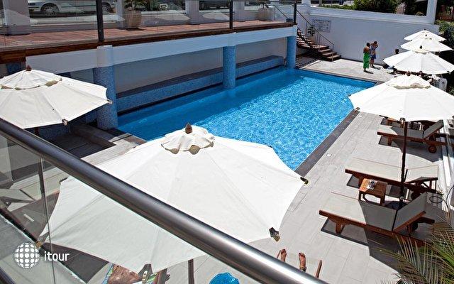 Semiramis City Hotel 6