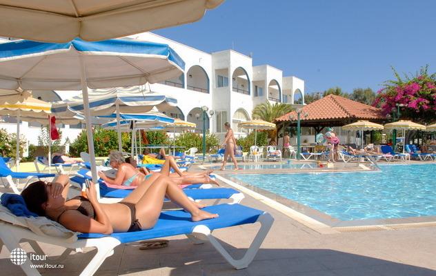 Kolymbia Sun Hotel 5
