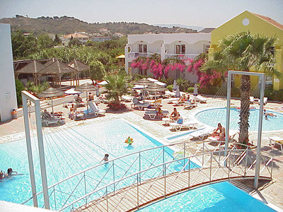 Valsami Hotel Apartments 10