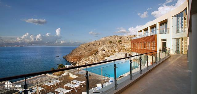 Lindos Blu Hotel 3