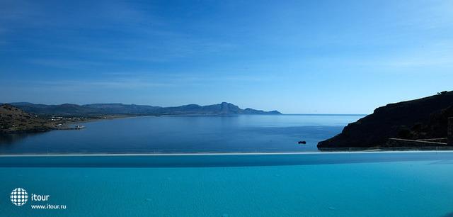 Lindos Blu Hotel 2