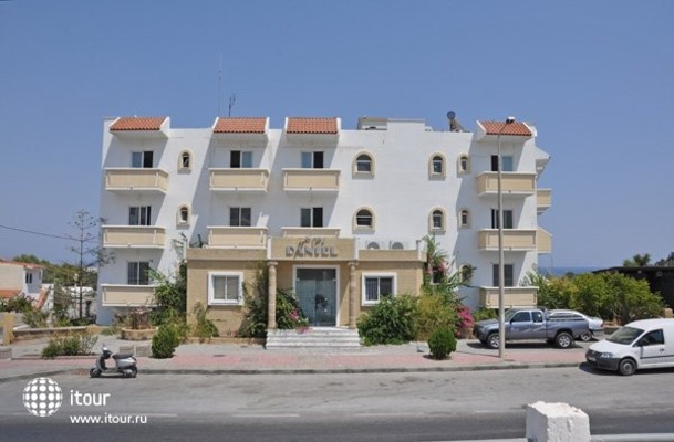 Daniel Luxury Apartments 1