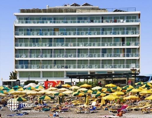 Aquarium Beach Hotel 1