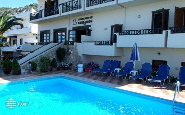 Kyriakos Apartments & Studios 1