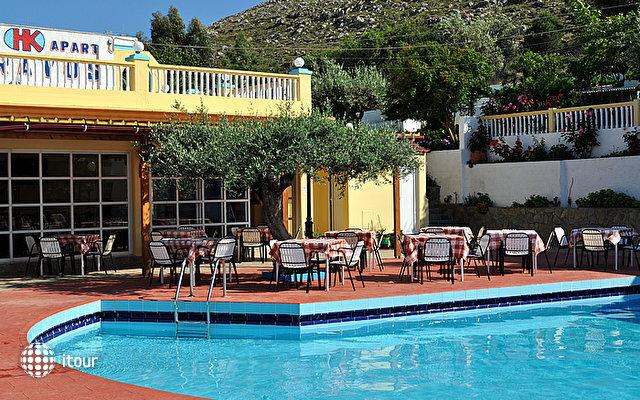 Karavos Hotel Apartments 2