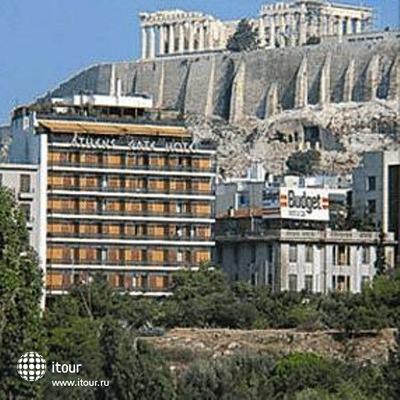 Athenens Gate 4