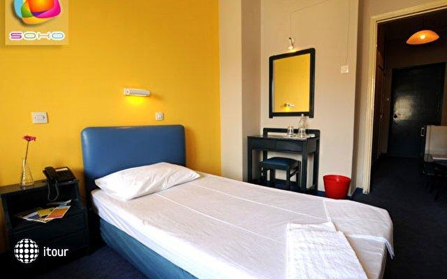 Soho Hotel (ex. Amaryllis Inn Hotel Athens) 1