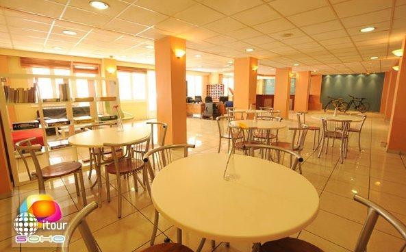 Soho Hotel (ex. Amaryllis Inn Hotel Athens) 10