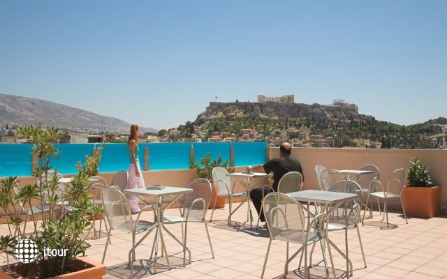 Arion Athens Hotel 1