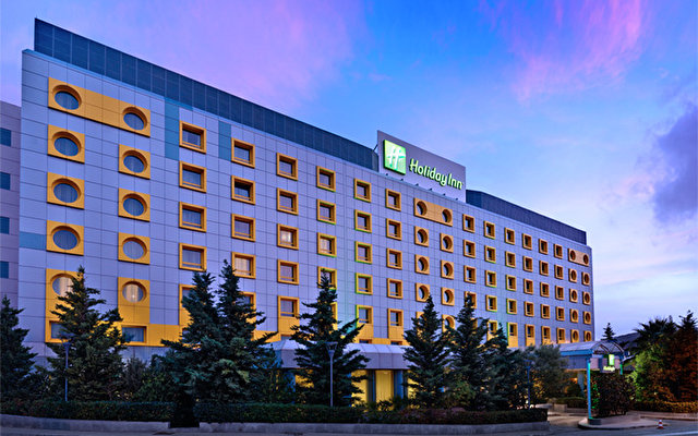 Holiday Inn Athens Airport Hotel 1