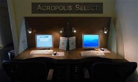 Acropolis Select 4