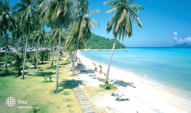 Beachfront Barbati Villa 3 8