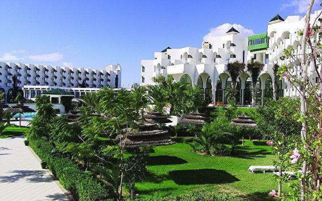 Nahrawess Thalassa Palace 5