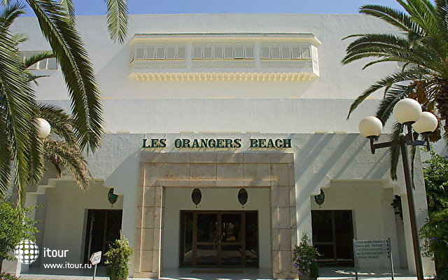 Orangers Beach Resort & Bungalows 1