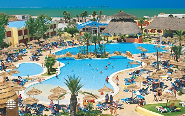 Caribbean World Borj Cedria 1