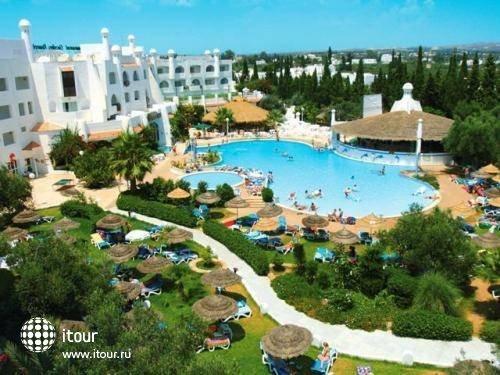 Hammamet Garden Resort 1