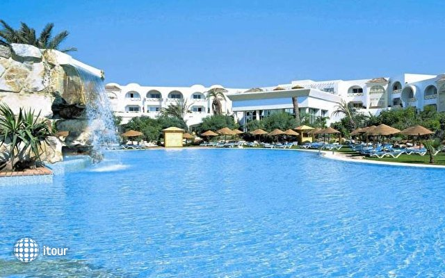 Gesthobel Tunisia Lodge Hotel 2