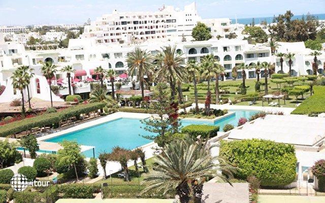Hasdrubal Thalassa & Spa Port El Kantaoui 1