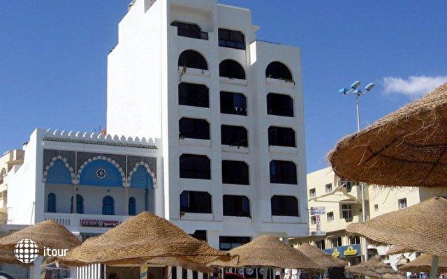 Residence Boujaafar  1