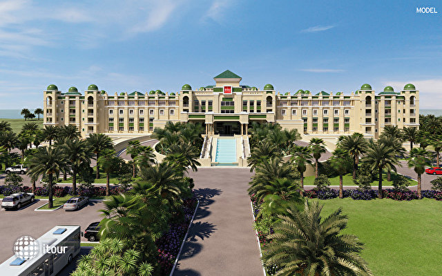 Concorde Green Park Palace (ex. Riu Green Park) 3