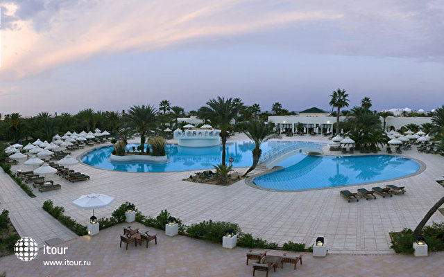 Yadis Djerba Golf Thalasso And Spa 1