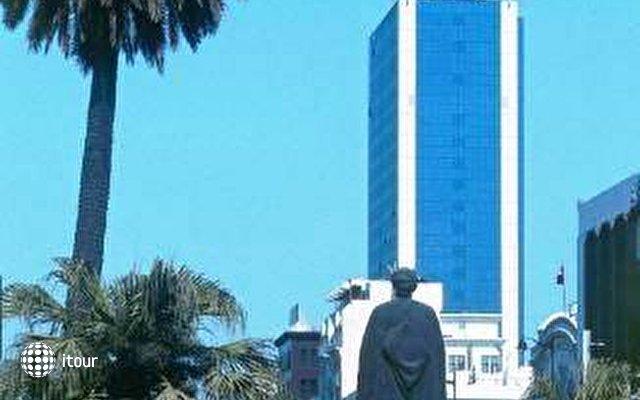 El Mouradi Hotel Africa Tunis 10