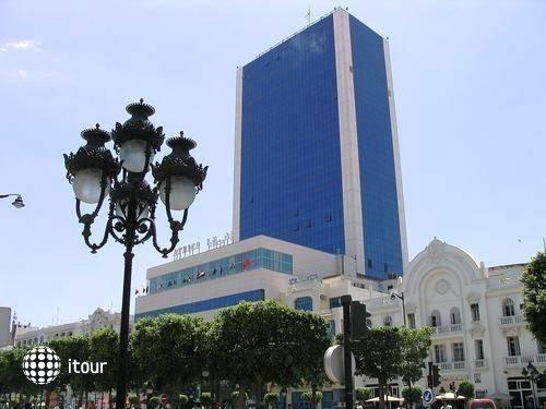 El Mouradi Hotel Africa Tunis 1