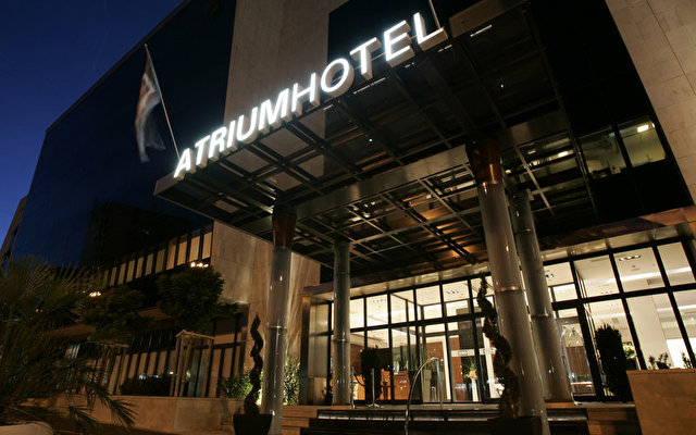 Atrium Hotel 4