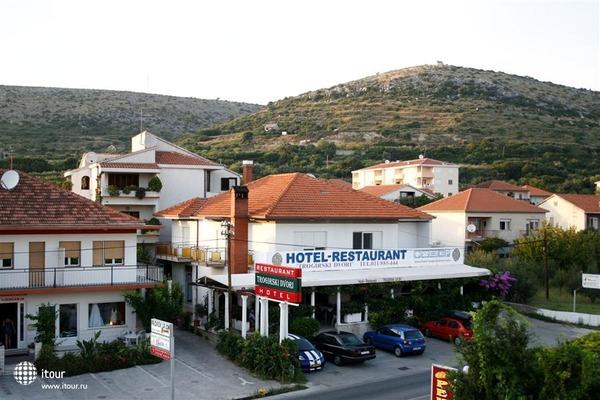 Hotel - Restaurant Trogirski Dvori 1