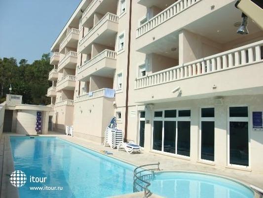 Aparthotel Tamaris 1