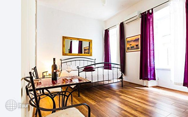 Zara City Apartments 3