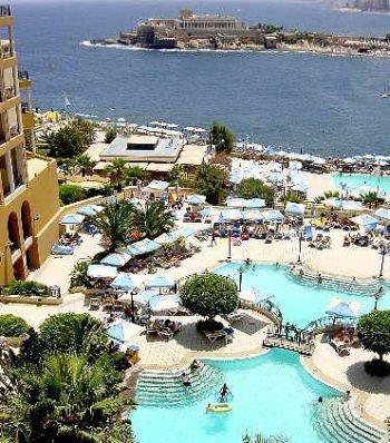 Corinthia San Gorg Hotel 2