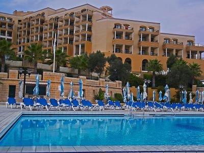 Corinthia San Gorg Hotel 4