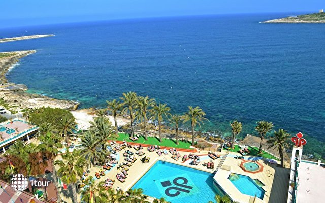 Qawra Palace Hotel 5