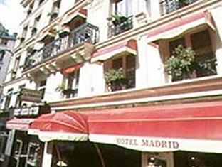 Madrid Opera Hotel 1