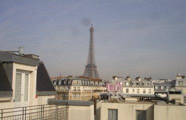 Timhotel Tour Eiffel 1