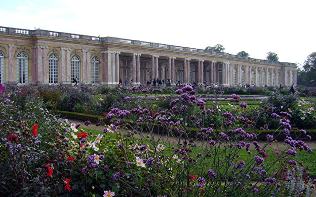 Trianon Palace Versailles 9