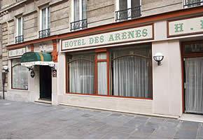 Hotel Des Arenes 1