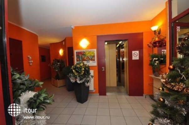 Hotel Bel Air 2