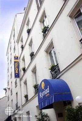 Kyriad Montprnasse 1