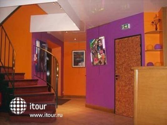 Mericourt Hotel 3