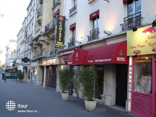 Comfort Inn Montparnasse 1