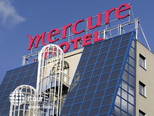 Mercure Paris Porte De Pantin 2