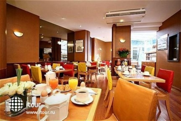 Holiday Inn Garden Court Auteuil 2