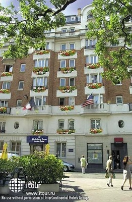 Holiday Inn Garden Court Auteuil 3