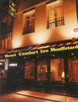 Comfort Inn Mouffetard 1