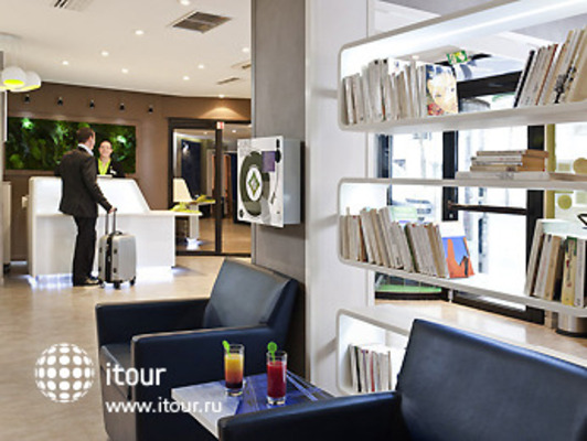 Holiday Inn Bibliotheque 2