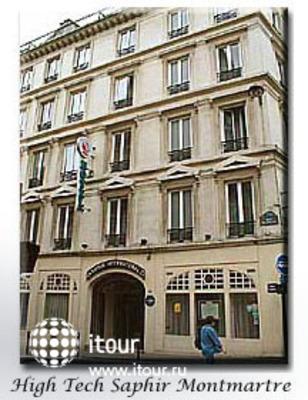 High Tech Saphir Montmartre 2