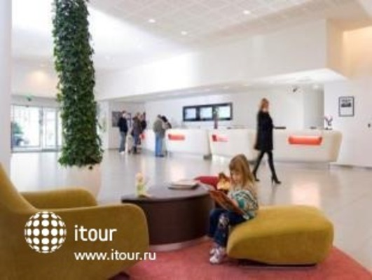 Novotel Atria Paris Porte De Bagnolet 4